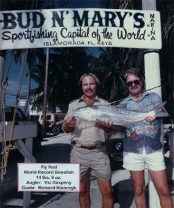 World Record Bonefish